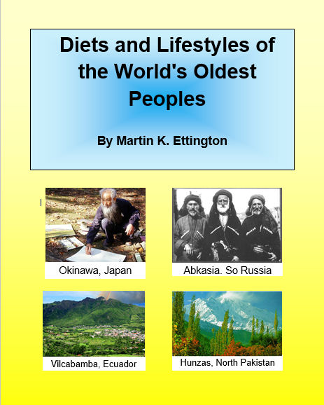 Podcast #5-The Diets and Lifestyles of the World's Oldest People