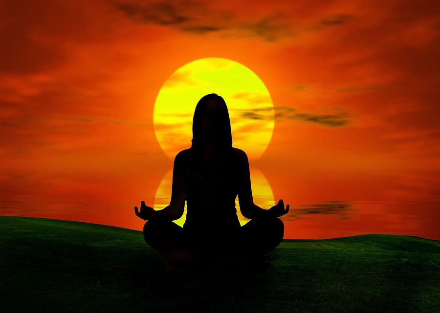 Meditation: Secret for the Happy and Long Life