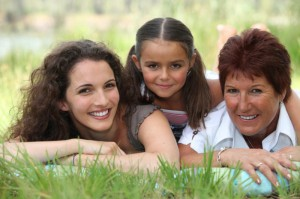 Mother's genes can impact aging process