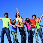 Happiness and Longevity for Young People