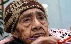 Mexican woman becomes world's 'oldest person'