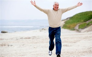 Ageing does not have to bring poor health and frailty