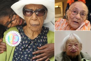 Meet the supercentenarians–share secrets of a long life