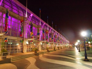 Convention-Center-exterior-at-night_Web