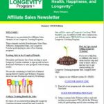 January 2016 Affiliate Newsletter