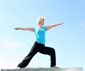 Yoga Improves Mobility, Balance in Seniors