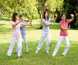 Tai Chi Beneficial for Heart Conditions