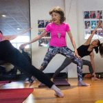 Tao, 98-year-old poster child for yoga and wellness