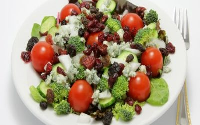 LONGEVITY SALAD BOWL INGREDIENTS TO ADD YEARS TO YOUR LIFE