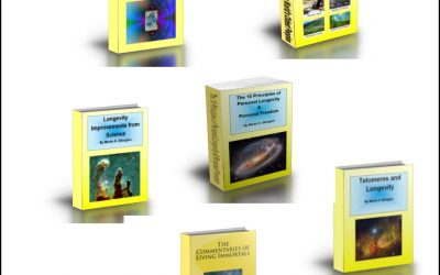 The New Longevity Special Books Bundle