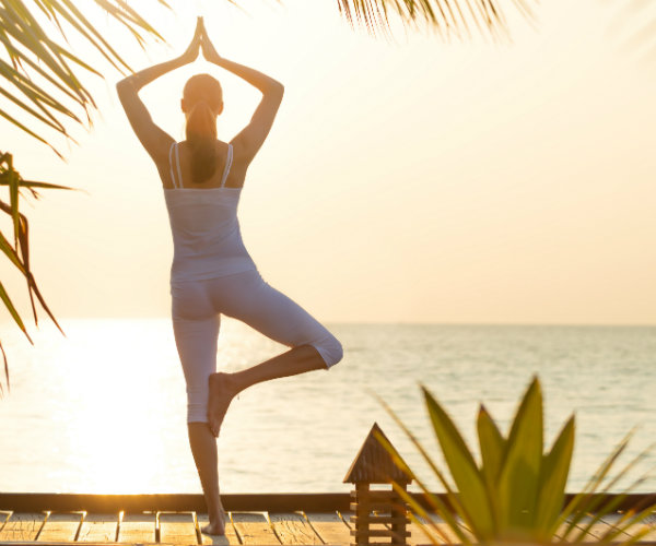 Yoga, Meditation Reverse Effects of Stress-Related Health Disorders