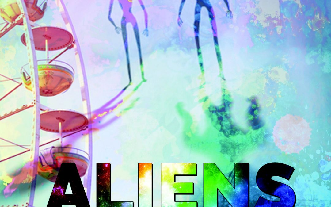 Podcast #12 Aliens are Already Among Us
