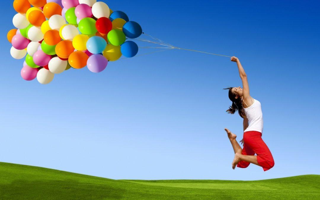 Happy people live healthier, longer lives