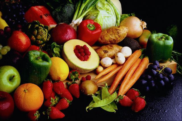 New Research Links Fruits and Vegetables with Longevity