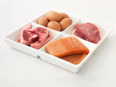 Controlling protein intake may be key to a long and healthy life