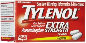 Does Acetaminophen Shorten Lifespan?