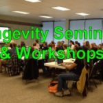 Make a Great Income from Longevity Seminars and Workshops
