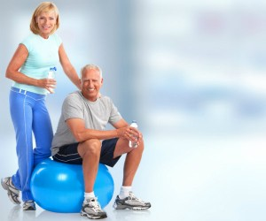 Exercise Keeps Elderly Mobile, and the More the Better