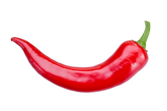 Eat hot peppers for a longer life? Study