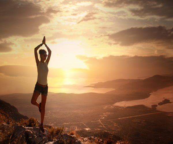 Yoga Eases Low Back Pain-to improve long term health