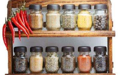 6 Healing Spices to Keep in Your Medicine Cabinet
