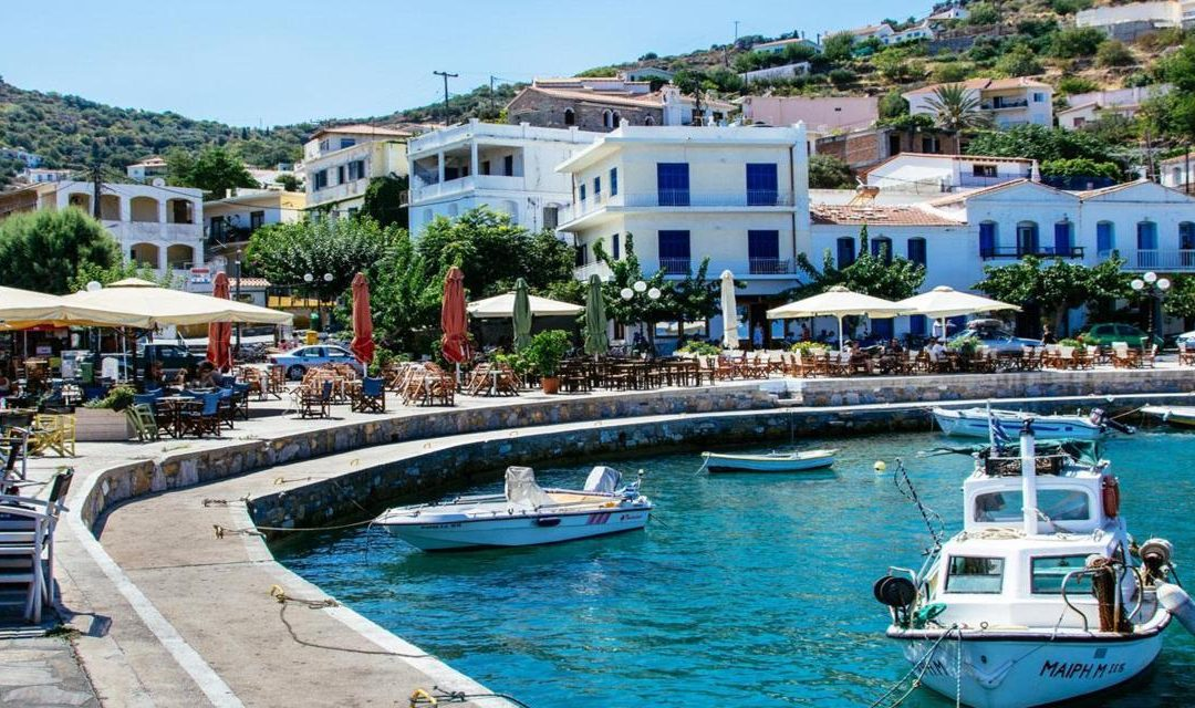 The Greek Island with the key to Longevity